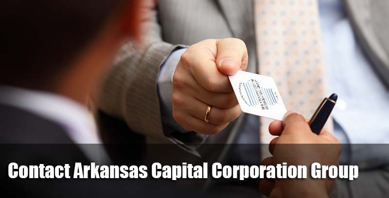 Contact the Arkansas Capital Corporation Group