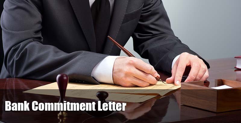 Bank Commitment Letter