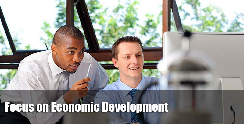 Focus on Economic Development