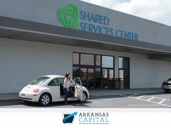 fort smith shared services center